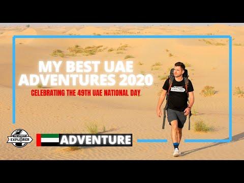 My best UAE adventures of 2020   United Arab Emirates