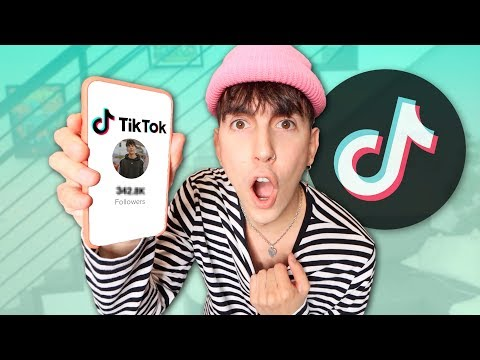 Trying To Become TikTok Famous in 24 Hours