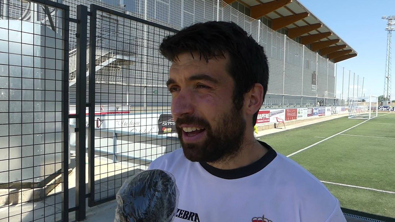 Ekhi Senar. 5ª jornada 2ª fase, tras el encuentro SD Tarazona-Real Unión Club