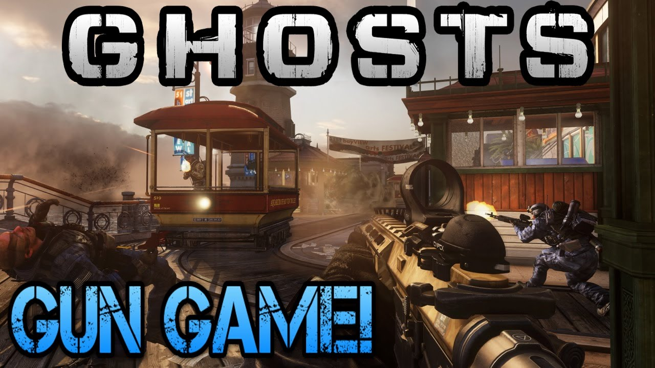 Cod Ghosts Sick Gun Game Gameplay Patch Notes Onslaught