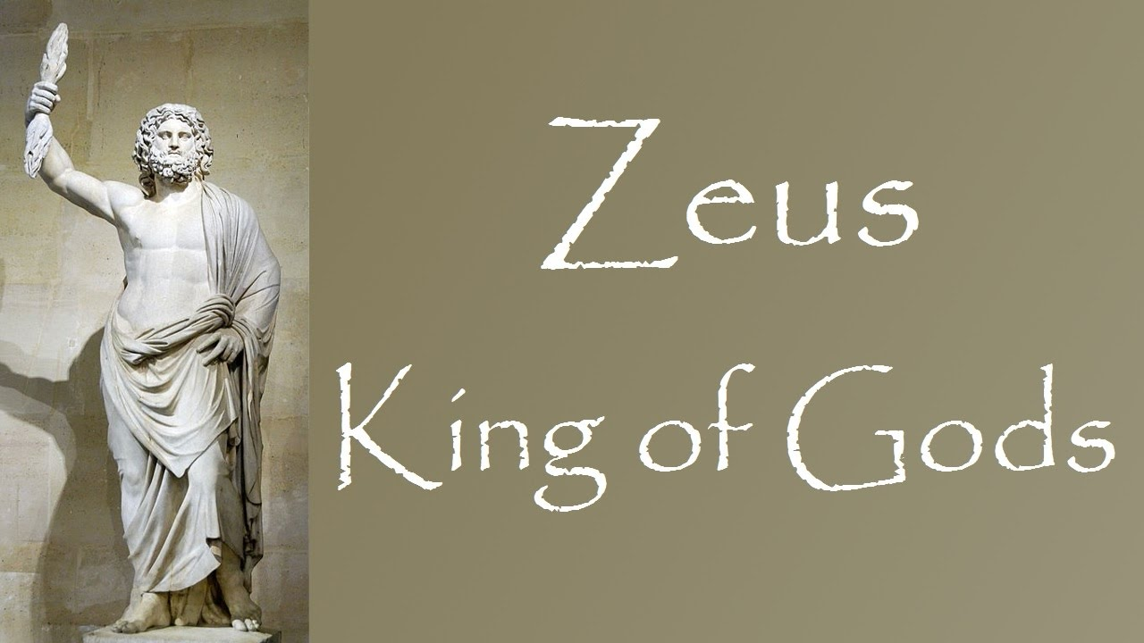 Zeus greek mythology