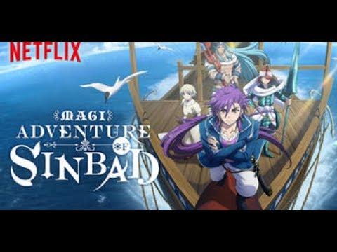 Magi Adventure Of Sinbad Staffel 2
