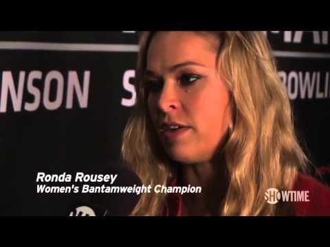 Strikeforce Rousey vs. Kaufman: Update from San Diego