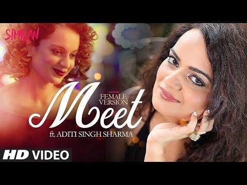 Aditi Singh Sharma: Meet (Video Song) |...