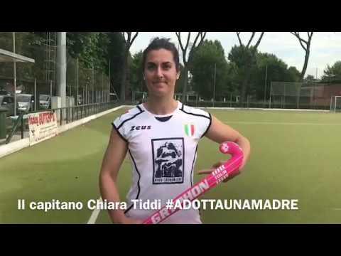 Il capitano Chiara Tiddi #adottaunamadre