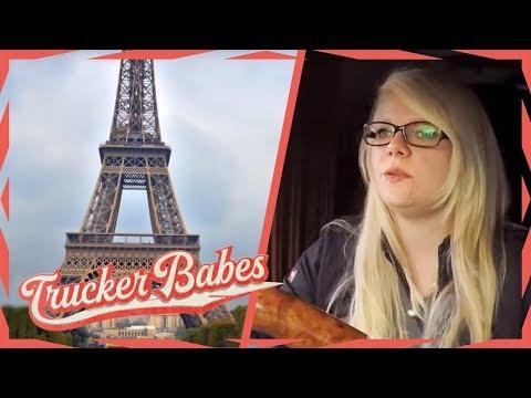 Manu in Paris: Kommt sie mit dem Verkehr in Paris klar? | Trucker Babes | kabel eins