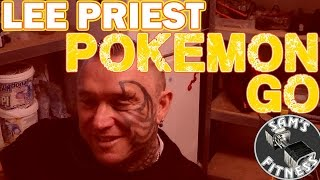 LEE PRIEST and the POKEMON GO Sensation