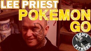 LEE PRIEST and the POKEMON GO Sensation
