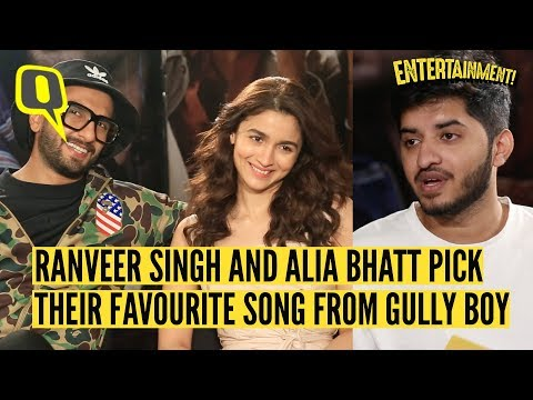 Ranveer Singh and Alia Bhatt on 'Gully Boy' and More | The Quint Mp3
