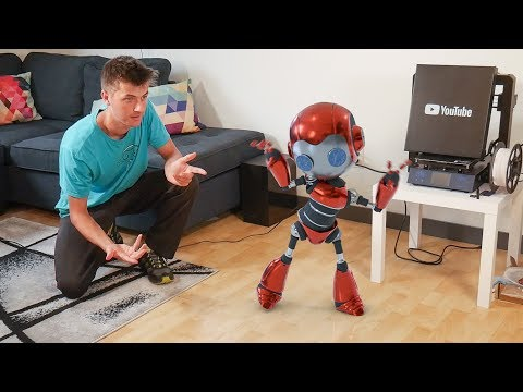 Add CGI Characters to Live Footage | Blender 2.8 VFX Tutorial