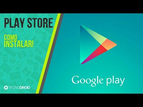 Como instalar a NOVA VERSÃO da Play Store