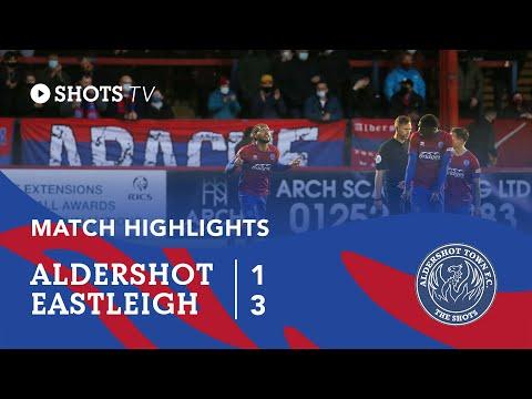 Aldershot Eastleigh Goals And Highlights