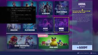 Fortnite with world cup skins