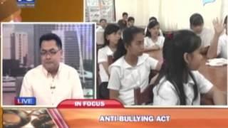 Video GMB: Panayam kay Asec. Toni Umali tungkol sa anti-bullying act download MP3, 3GP, MP4, WEBM, AVI, FLV September 2018