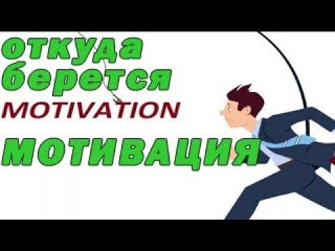 Мотивация для жизни/Что движет людьми/Мотивационный механизм