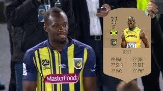 УСЭЙН БОЛТ ПОЯВИТСЯ В FIFA 19! l FIFA 19 НОВОСТИ