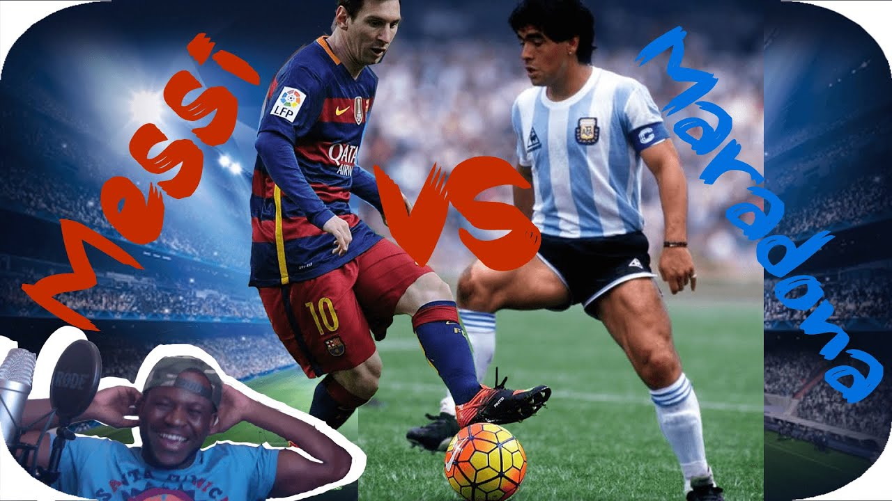 messi vs maradona New maradona or new diego is a title given by the press and very talented youngsters are quickly labeled as a new maradona (for example lionel messi or juan.