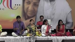 Yaad Mein Teri Jaag Jaag ke Hum - Mere Mehboob  - Naushad - Sandeep Ubale - Sharayu Date - Humlog