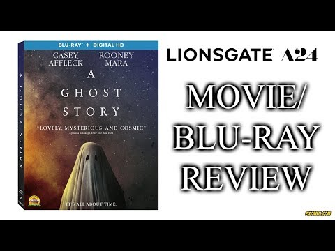 A GHOST STORY (2017) - Movie/Blu-ray Review (Lionsgate) streaming vf