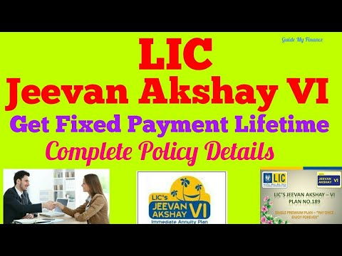 Complete Guide On LIC Jeevan Akshay VI Plan | Should I Invest ?
