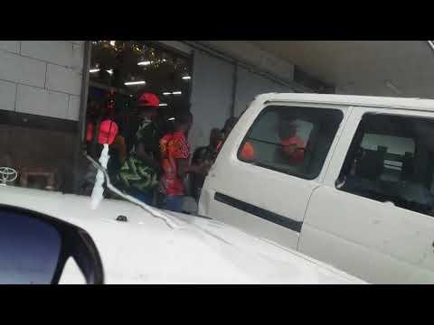 Kimbe Town Robbery