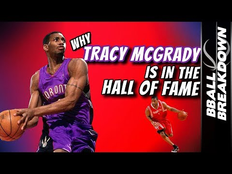 Why TRACY MCGRADY Is In The HALL of FAME