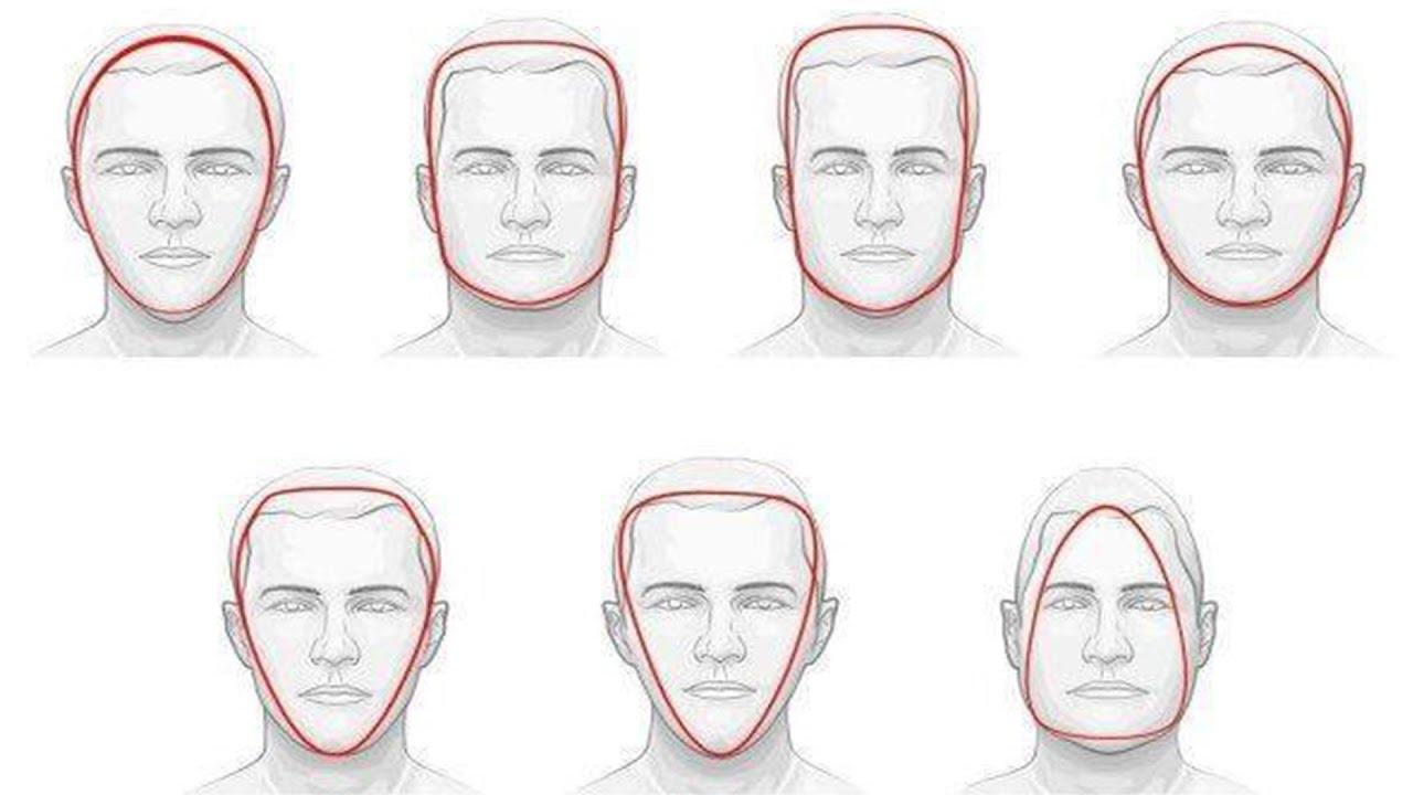Cortes de pelo segun rostro de hombre