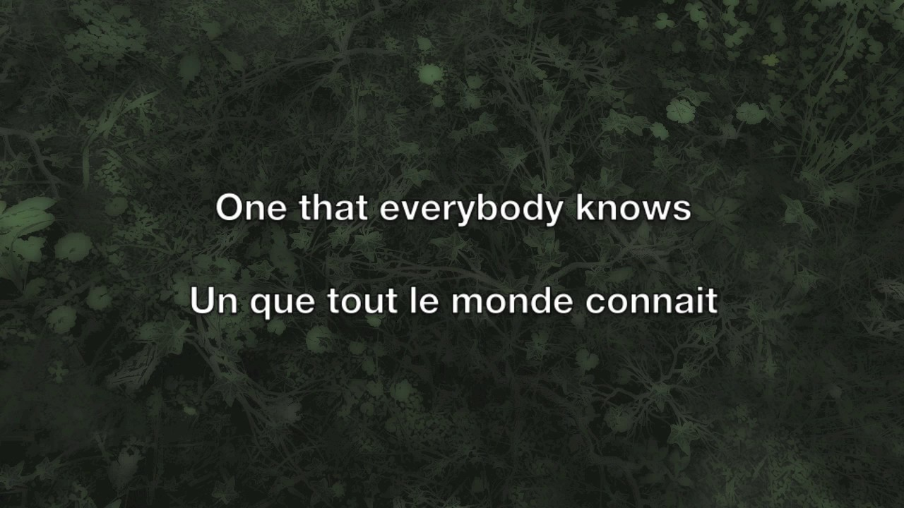 J'espère - French to English Translation