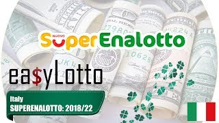 SuperEnalotto results 20 Feb 2018