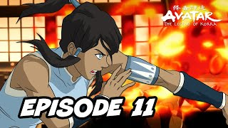 Legend Of Korra Season 4 Episode 11 - TOP 5 WTF Moments