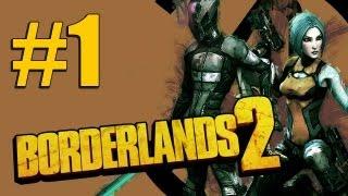 Borderlands 2 - Прохождение - Кооператив [#1]