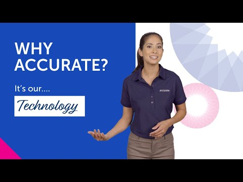Why Accurate - It's Our Technology