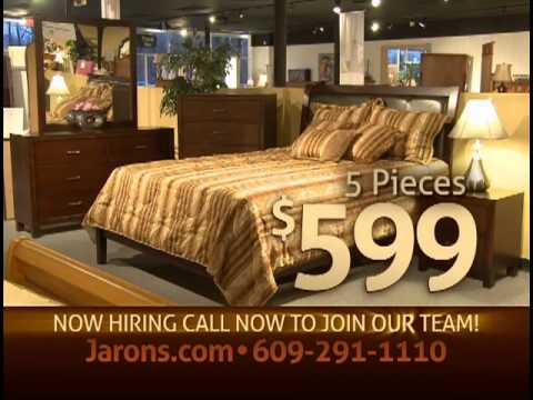 New Jersey Furniture Store | Caruso Wood Bedroom Set | Discount Bedroom  Furniture   YouTube