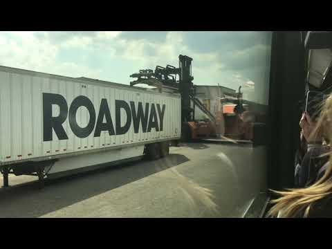 BNSF Intermodal Hub Tour Part 1