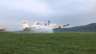 PZL M18 Dromader SP-ZWX na Pikniku Lotniczym w Bielsku Białej