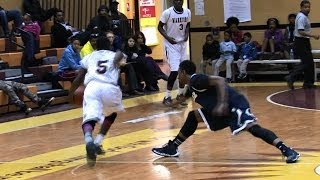 Repeat youtube video CRAZY Ankle-Breakers!! Best of EliteMixtapes Crossovers V1
