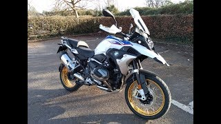 ★  BMW R1250GS REVIEW  ★