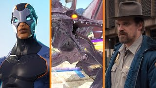 Sony Fortnite Backlash - Smash Bros Ultimate is a NEW GAME - Telltale Making Stranger Things Game