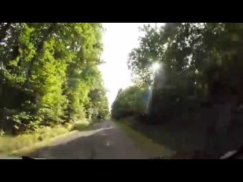 Driving In France - Bretagne (Pleucadeuc - Molac)