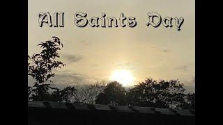All saints day service November 2020