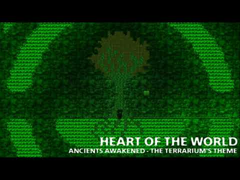 "Terraria: Ancients Awakened OST - The Terrarium's Theme: ""Heart of the World"" (feat. charliedebnam)"