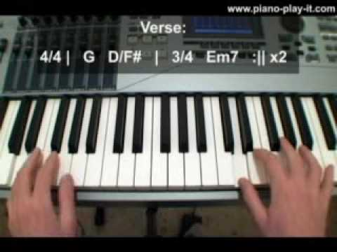 All You Need Is Love Beatles Piano Tutorial Youtube