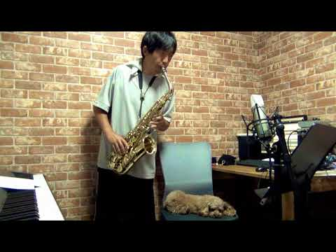 Sidonia no Kishi: Daikyuu Wakusei Seneki - Kishi Shinkoukyoku (騎士行進曲) - Alto Saxophone Cover