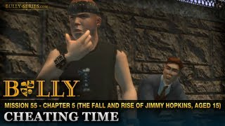Cheating Time - Mission #55 - Bully: Scholarship Edition