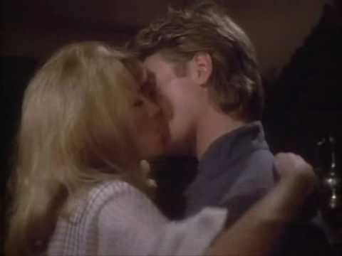 teryl rothery kissing a woman