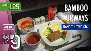 [M9] #125: Bay hạng thương gia Bamboo Airways cùng phi hành đoàn Nepal | Yêu Máy Bay