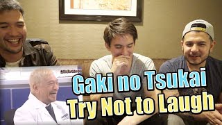 【海外の反応】GAKI NO TSUKAI Japanese Show Reaction | Playing Janken Game