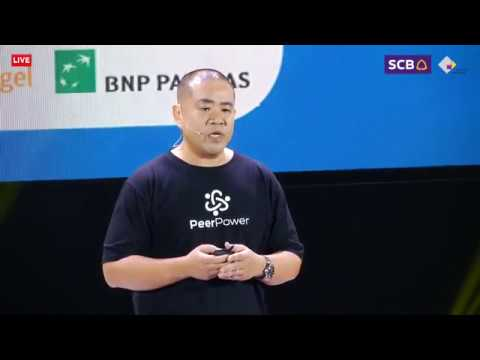 Faster Future | SCB FinTech Forum : Peer Power