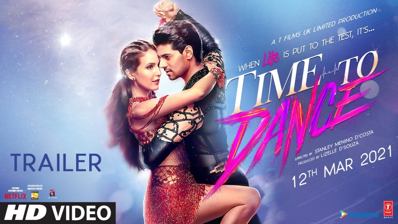 Download Time To Dance: Official Trailer | Sooraj Pancholi | Isabelle Kaif | T-Series | Releasing 12th March