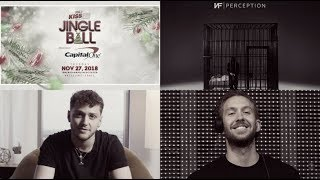 NF, Bazzi, Calvin H. w/ the romanian girls | Jingle Ball Part 2 |